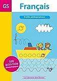 Français GS - Guide pédagogique