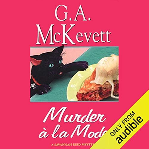 Murder a la Mode cover art