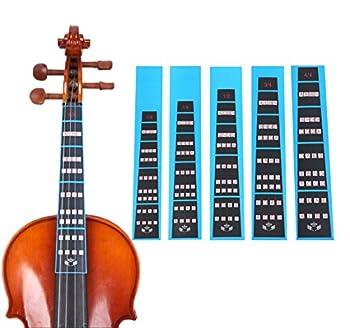 violin practice chart