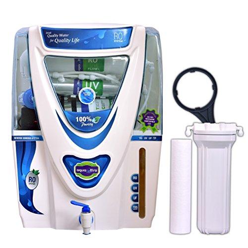 AQUAULTRA RO + UV + UF + TDS Water Purifier Filter...