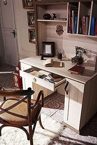 Cilek ROYAL Schreibtisch mit Aufsatz I