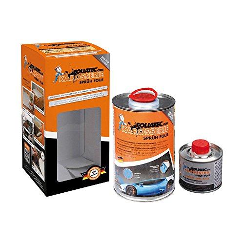 Foliatec F20608 Car Body Spray Film (à vaporiser) -Blanc Brilliant 1x900ml + 100ml diluant