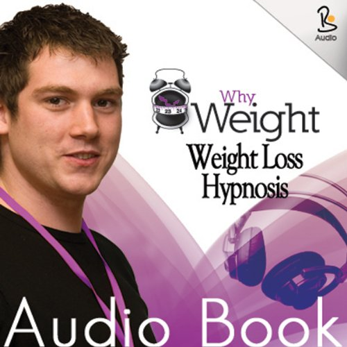 Weight Loss Hypnosis with Charles Lewis audiobook cover art