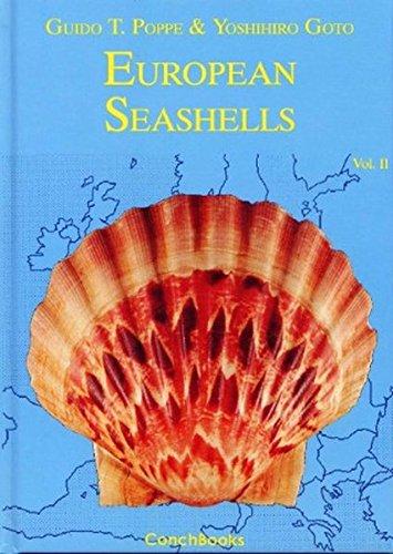 European Seashells / European Seashells: Scaphopoda, Bivalvia, Cephalopoda