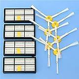 10pcs Kit de accesorios para aspiradoras Filtros y cepillos para...