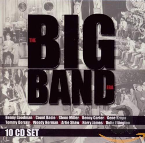 The Big Band Era (10 Cd)
