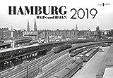 Hamburg Bahn und Hafen 2019: Kalender 2019 - VG-Bahn