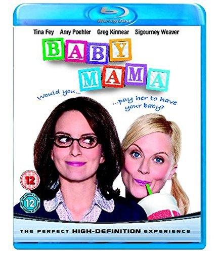 Baby Mama [Edizione: Regno Unito] [Reino Unido] [Blu-ray]