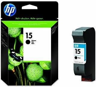 HP Cartucho de impresión nº 15negro (C6615DE)