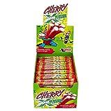 Gelco Cherry Xplosion Caramelle Gommose, Box da 150 Pezzi, Gusto Ciliegia, Caramella Incartata Singolarmente, Ideale per Feste per Bambini