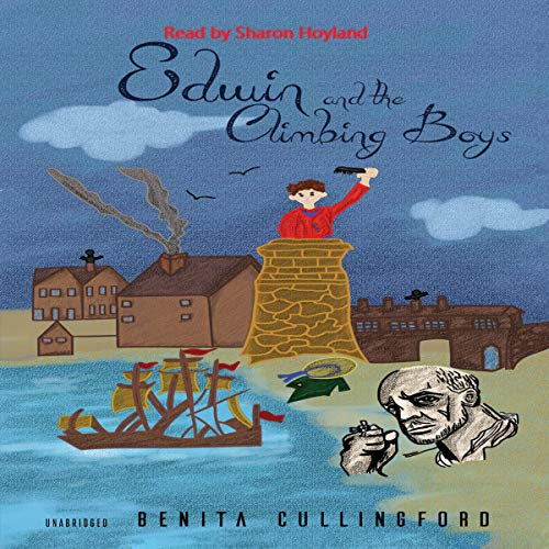 Edwin and the Climbing Boys audiobook cover art