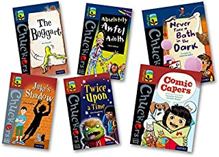 Oxford Reading Tree TreeTops Chucklers: Oxford Levels  14-15: Pack of 6
