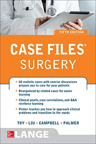 Case Files Surgery, Fifth Edition