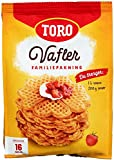 Toro Vafler - Finest Norwegian Waffle Mix (20.8 ounces), Made in Norway