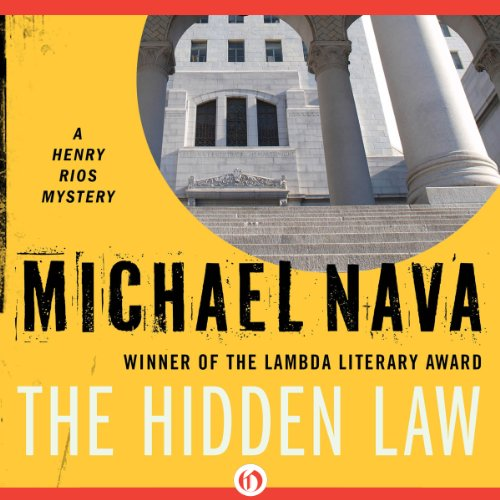 The Hidden Law cover art