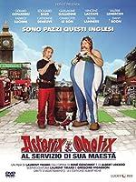 Asterix E Obelix Al Servizio Di Sua Maesta' [Italian Edition]