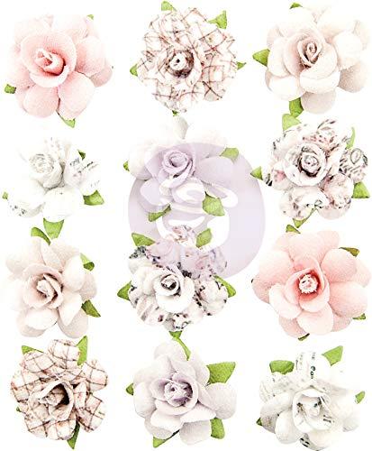 Prima Marketing 635107 Lavender FR PAPR FLW ARO, Aromatischer Peace/Lavendelfrost, 12 Stück, Einheitsgröße