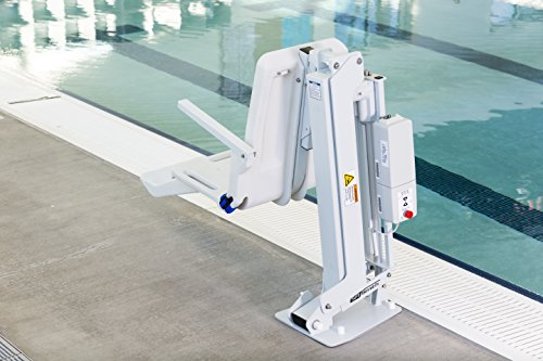 S.R.Smith ML300 Swimming Pool Lift with Integrated Arm Rests