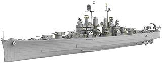 Blue Ridge Models 1/350 Scale USS Cleveland CL-55 WW2 Battleship Model Kit - Photo Realistic Replica Watercraft Plastic Wa...