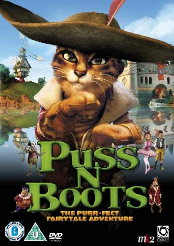 Puss N Boots [UK Import]