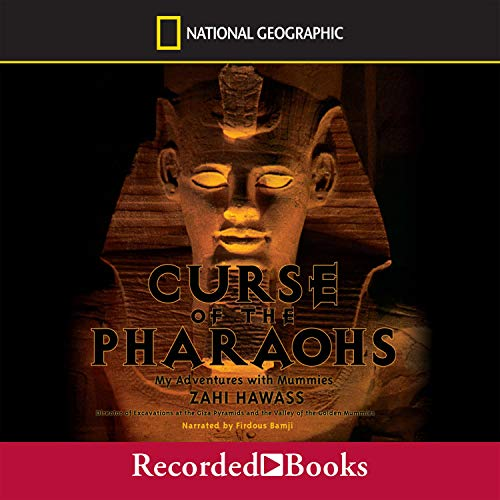Curse of the Pharaohs Titelbild