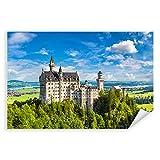 Postereck - 3747 - Schloss Neuschwanstein, Bayern Wald