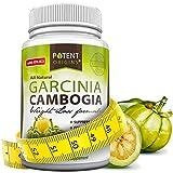 Pure Garcinia Cambogia Extract - 95% HCA Capsules – with Potassium, Calcium and Chromium - Non GMO - Gluten & Gelatin Free - Natural Supplement - 60 Caps