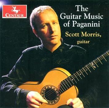 Paganini, N.: Guitar Sonatinas Nos. 1, 2, 3, 4, and 6 / Guitar Sonatas Nos. 1, 2, 8 and 10 / Grand Sonata
