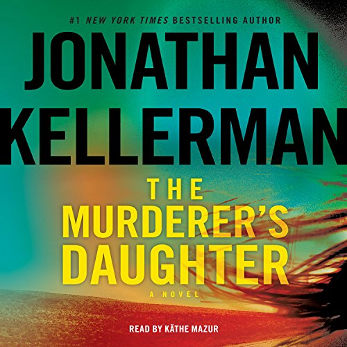 The Murderer's Daughter audiobook cover art