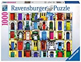Ravensburger Doors of The World - Puzzle de 1000 Piezas para Adultos - Cada Pieza es única, tecnología Softclick Significa Que Las Piezas encajan Perfectamente