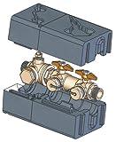 Junkers Riempimento - e Spüleinrichtung Dn 25 per Pompe Calore Geotermico