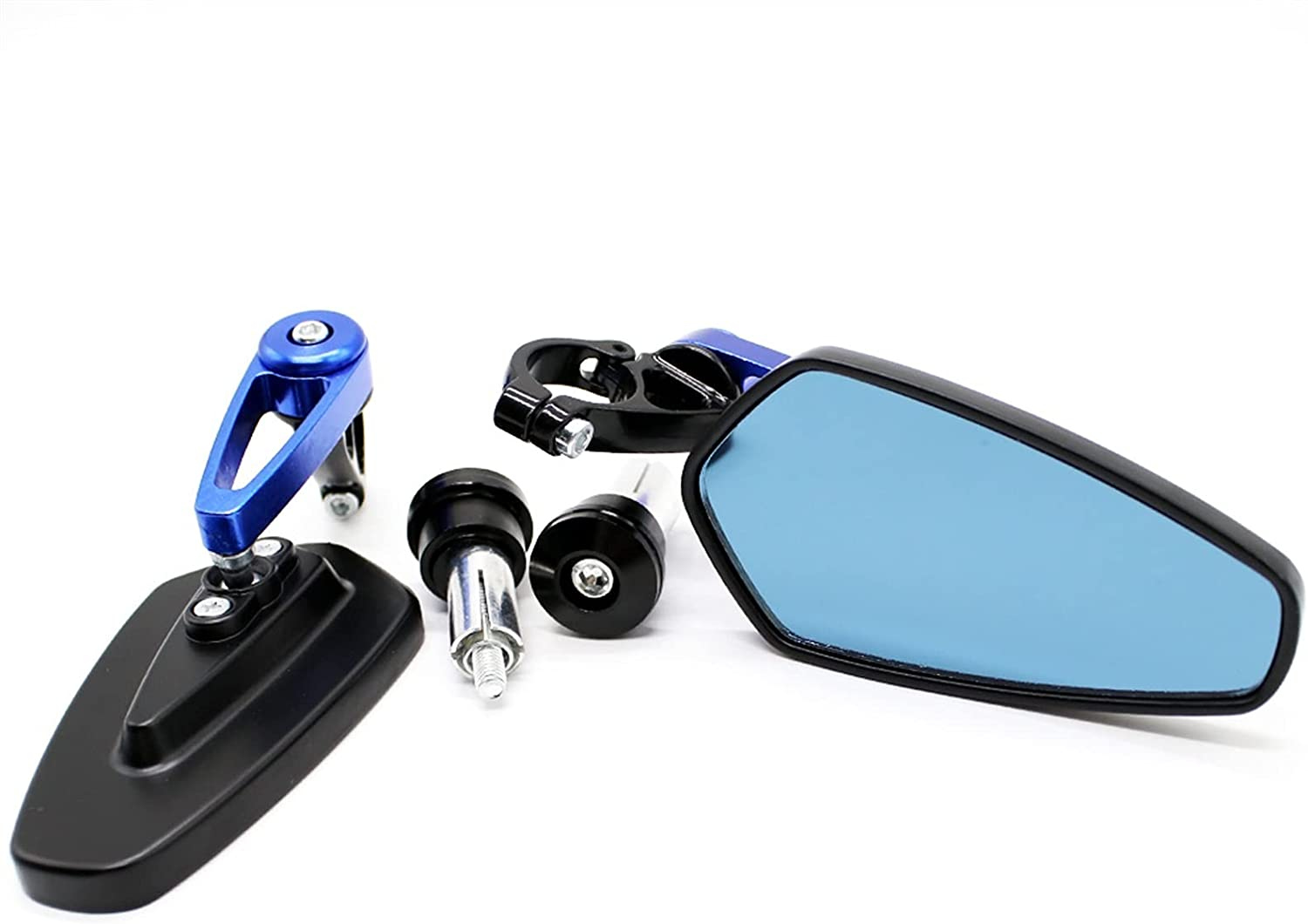 Sale SALE% OFF WXSM low-pricing for Handlebar Grips Rearview Y-amaha Mirror Motorcycle