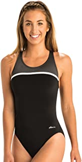 Dolfin Ocean Women's Swimsuit Panel HP Back Swimwear