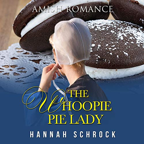 The Whoopie Pie Lady audiobook cover art
