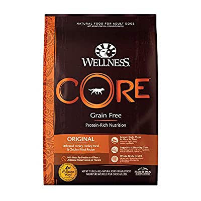 wellness complete health dry dog food