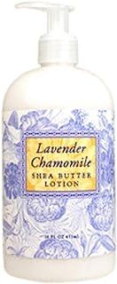 Greenwich Bay Trading Company, Shea Butter Lotion, Lavender Chamomile, 16 Fl Oz (R2X007)