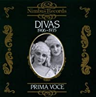 Divas 1906-1935 by Various (1992-12-02)