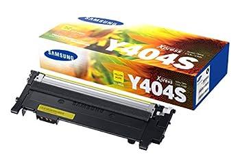 Samsung Electronics CLT-Y404S/XAA Toner Yellow  SU448A