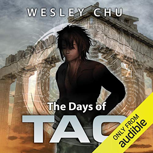 The Days of Tao audiobook cover art