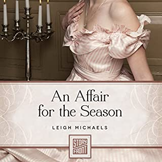 An Affair for the Season cover art