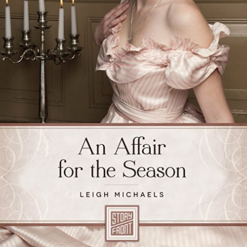 An Affair for the Season audiobook cover art