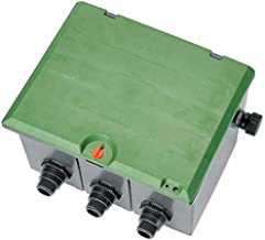 GARDENA Ventielbox V3: Doos voor de ondergrondse installatie van beregeningsventielen, eenvoudige montage en demontage, me...
