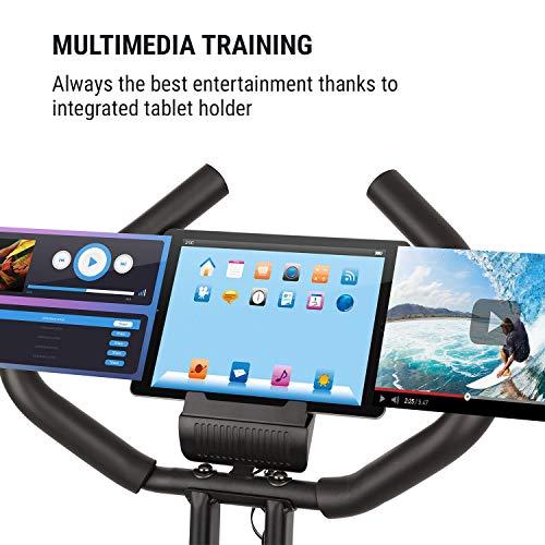 Klarfit X-BIKE-700 Ergometer Fitness Hometraining Bild 5*