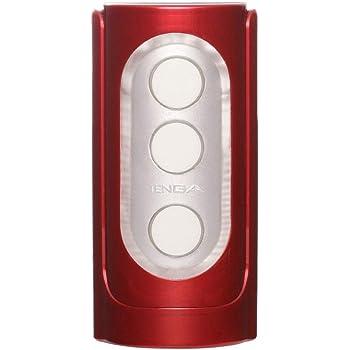 テンガ TENGA FLIP HOLE RED フリップホールレッド 3種類ミニローション付き 繰り返しタイプ