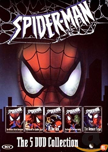 SPIDER-MAN ANIMATED COLLECTION (1994) (import)