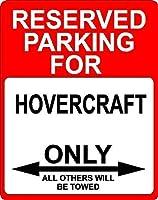 標識警告標識安全標識危険錫サインホバークラフト輸送予約駐車場のみサインパーク標識公園ガイド警告標識私有地の金属屋外危険標識