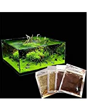 B&K Aquatics Water Grass Plant Seeds Fish Tank Aquarium Landscape Decoration, Easy to Plant, Plant Seeds, Gardening, Home Decor – 4 x 1000 pcs