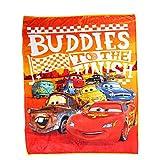 HOLY HOME Lightning McQueen,Flannel Fleece Blanket Throw 60'x80'
