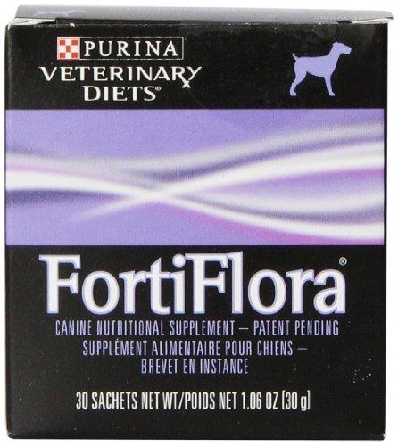 Purina Veterinary Diets Fortiflora Canine, 30 bolsitas por caja por Nestle Purina ✅