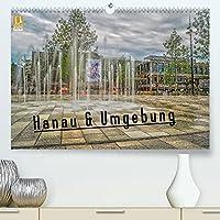 Hanau und Umgebung (Premium, hochwertiger DIN A2 Wandkalender 2022, Kunstdruck in Hochglanz): Hanau das ganze Jahr geniessen (Monatskalender, 14 Seiten )